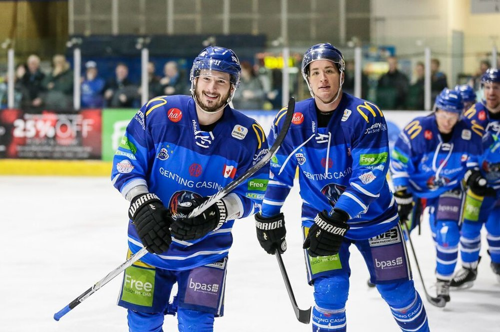 Coventry Blaze Ice Hockey
