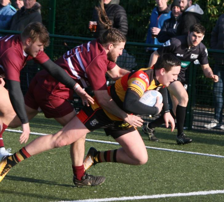 In the third round, Recs, like the Bears, faced Cumbrian opposition. They beat Millom 32-16