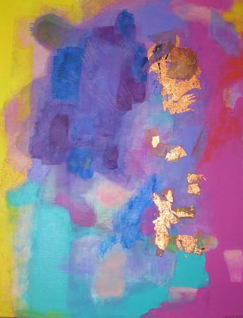 Aloft<br/>20x16 acrylic on canvas*