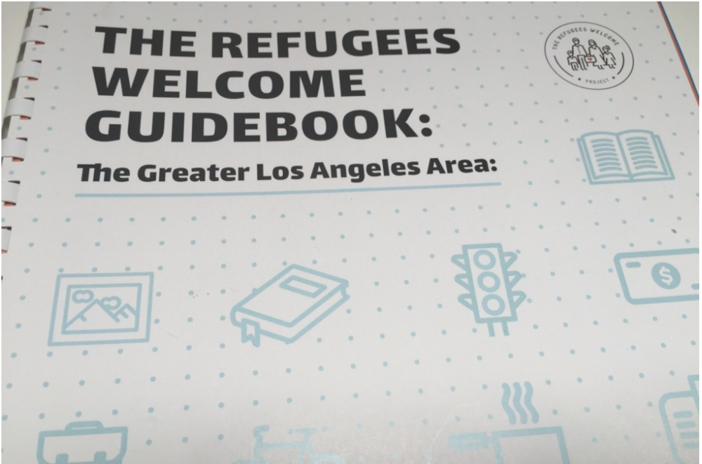 NPR: KPCC-Take Two:Refugees Welcome Guidebook -