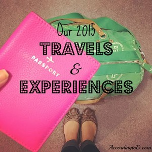 bucket list experiences - our 2015 travels