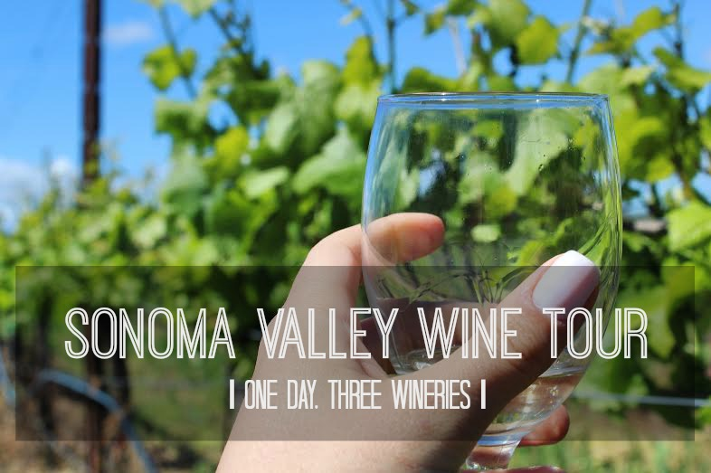 SONOMA VALLEY WINE TOUR