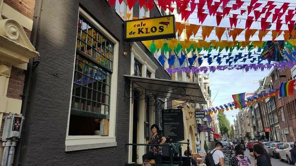 klos restaurant amsterdam