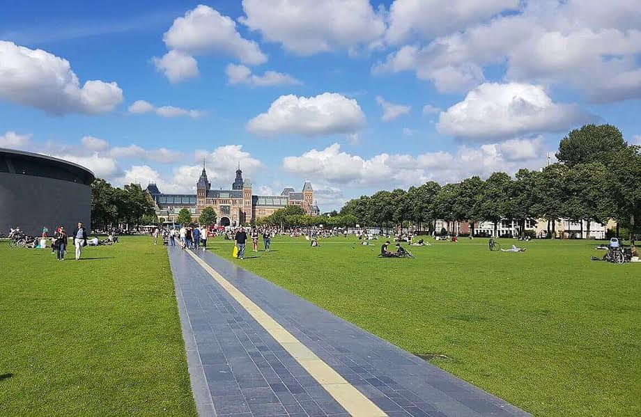 Museumplein - Amsterdam