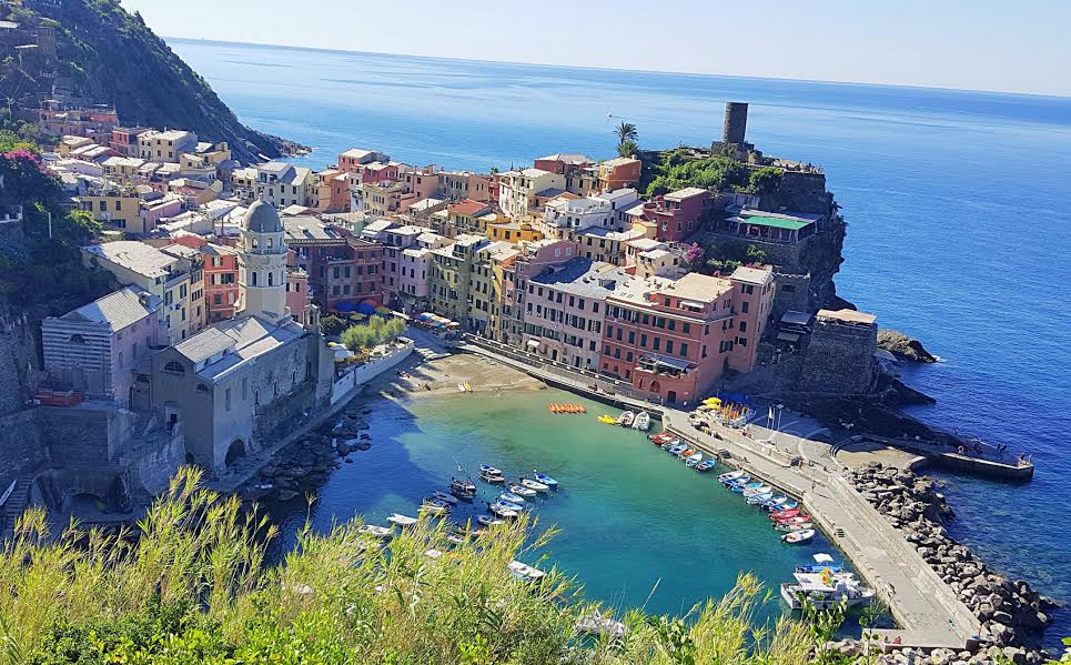 vernazza to monterosso hike