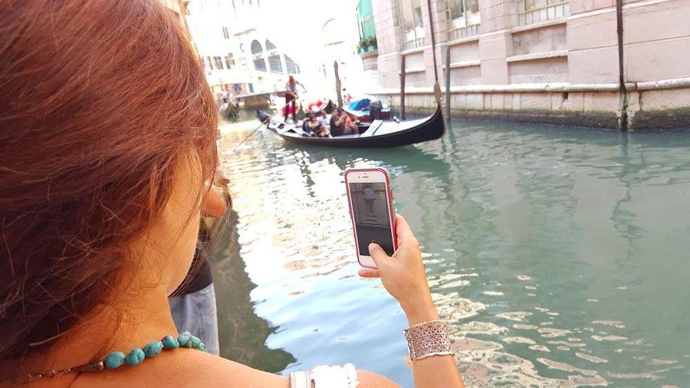venice gondola pic i phone.jpg