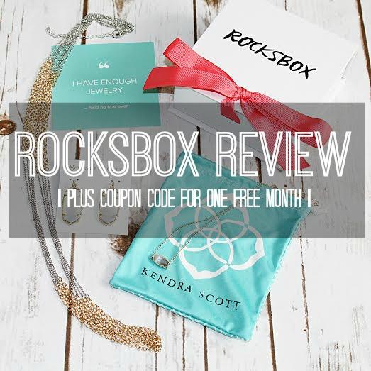 Free Month Of Rocksbox