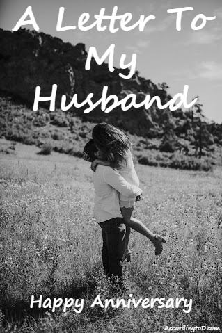 Letter To My Husband 12 Years Together 2 Years Married