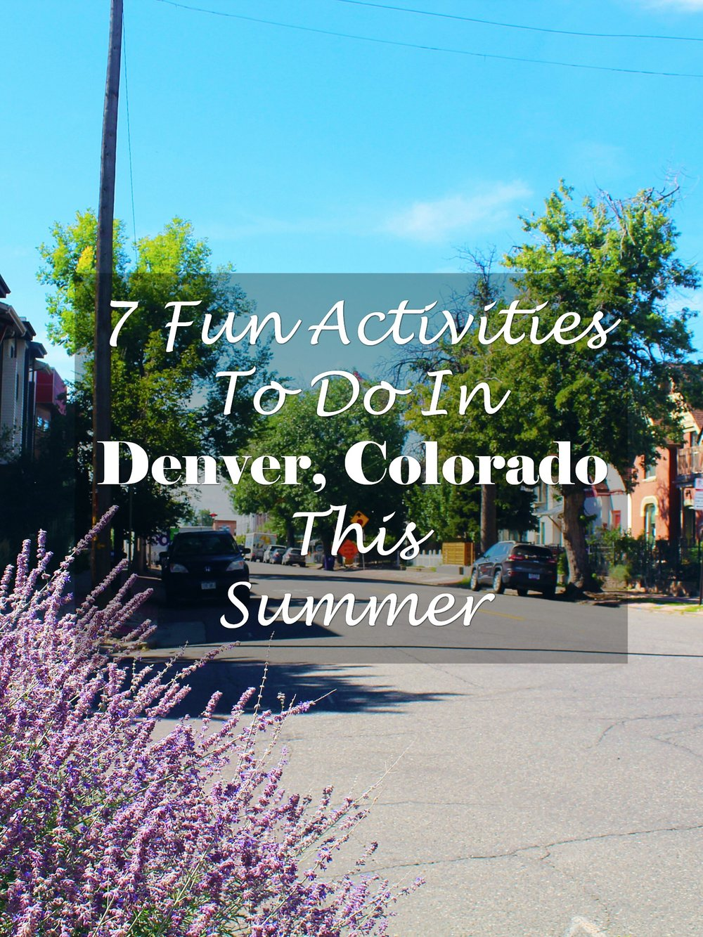 7 things to do in denver this summer