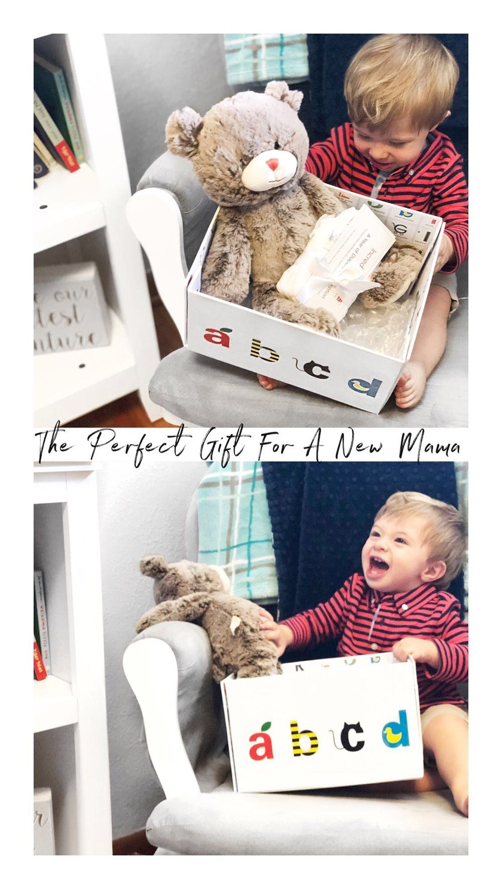 the perfect gift for the new mama