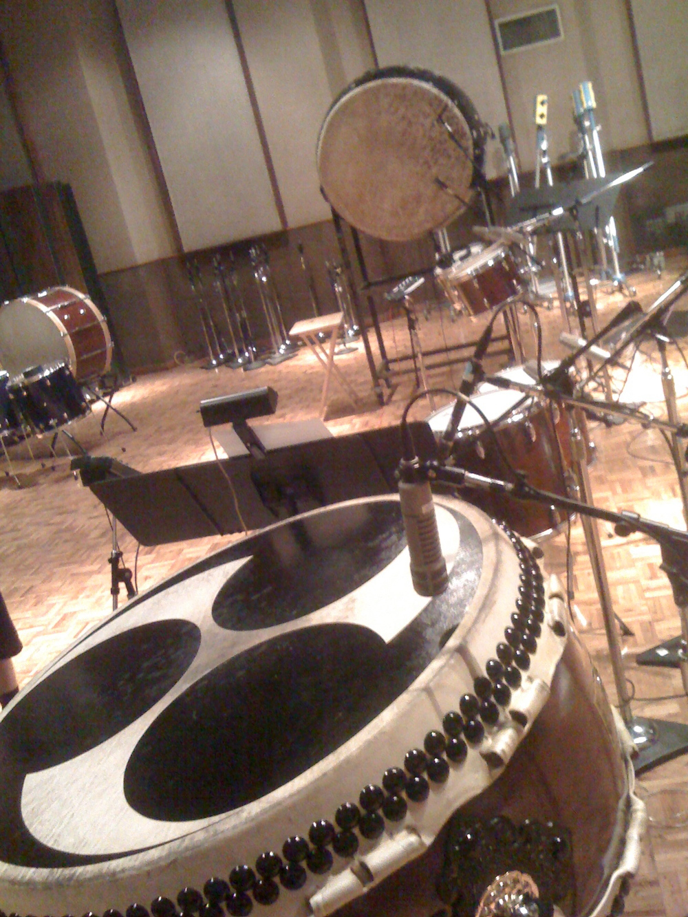 TAIKO session at OCEANWAY for CALIFORNICATION