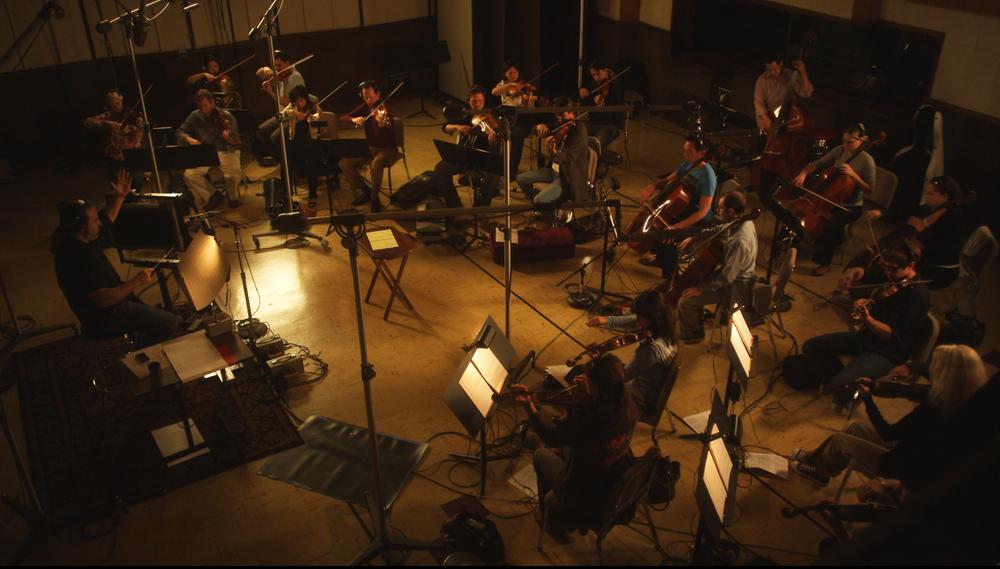 Conducting at Oceanway