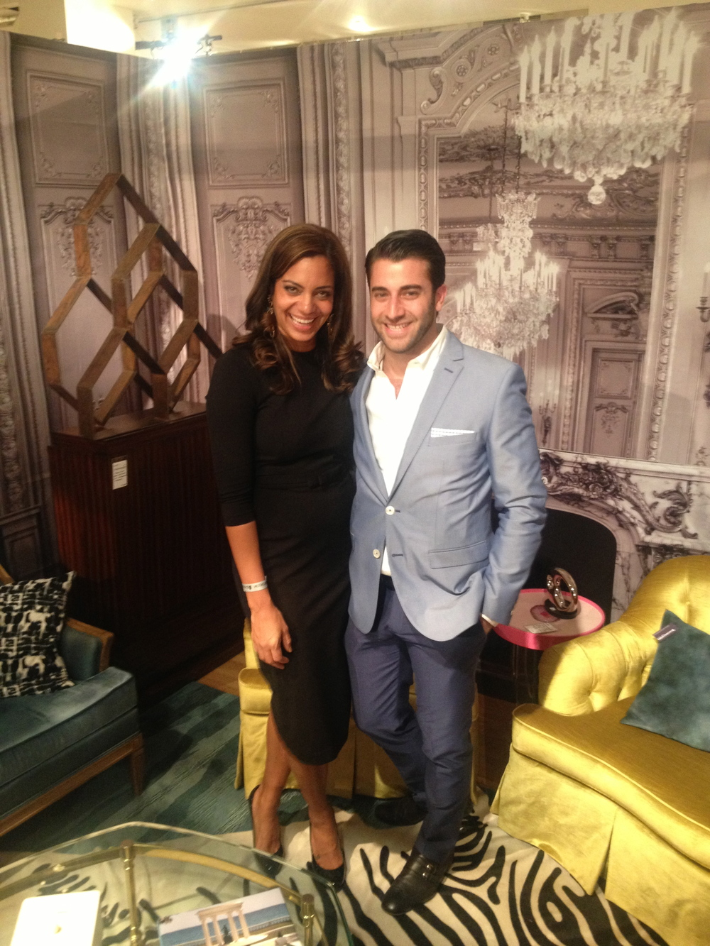 Antonino Buzzetta aka Mr Chic. His room was to DIE for! When can I move in?