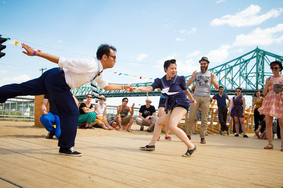 Montreal Swing Riot - Lindy Hop Battle