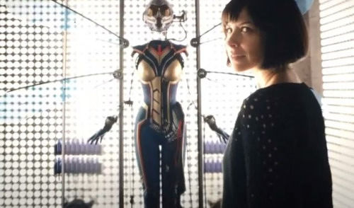 I told you there were spoilers ahead. ( Ant-Man , Marvel/Disney)