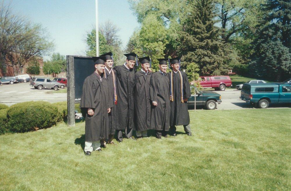 2001 New Graduates