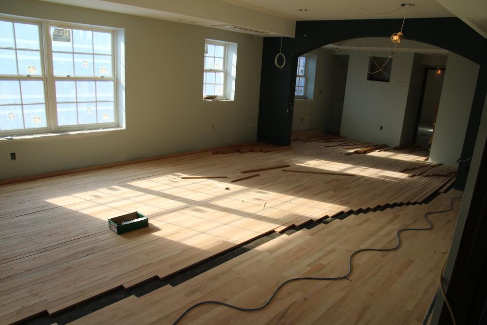 2016-01-19 new hardwood flooring Dining Room.JPG