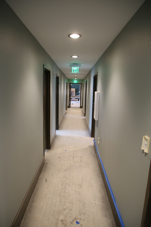 2nd fl romper hallway