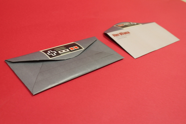 Nerdvana Envelopes