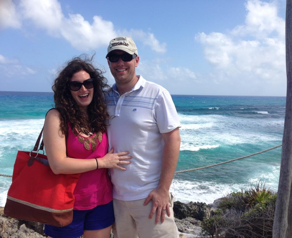 Go there: Isla de Cozumel, Mexico
