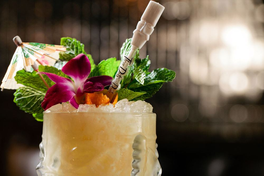 Chicago's Three Dots and a Dash beautifully takes on the classic Mai Tai. Source: Facebook