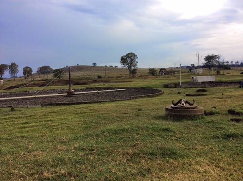 Water treatment plant in Nakuru, Kenya (Photo credit: Prof. Tanvi Nagpal)
