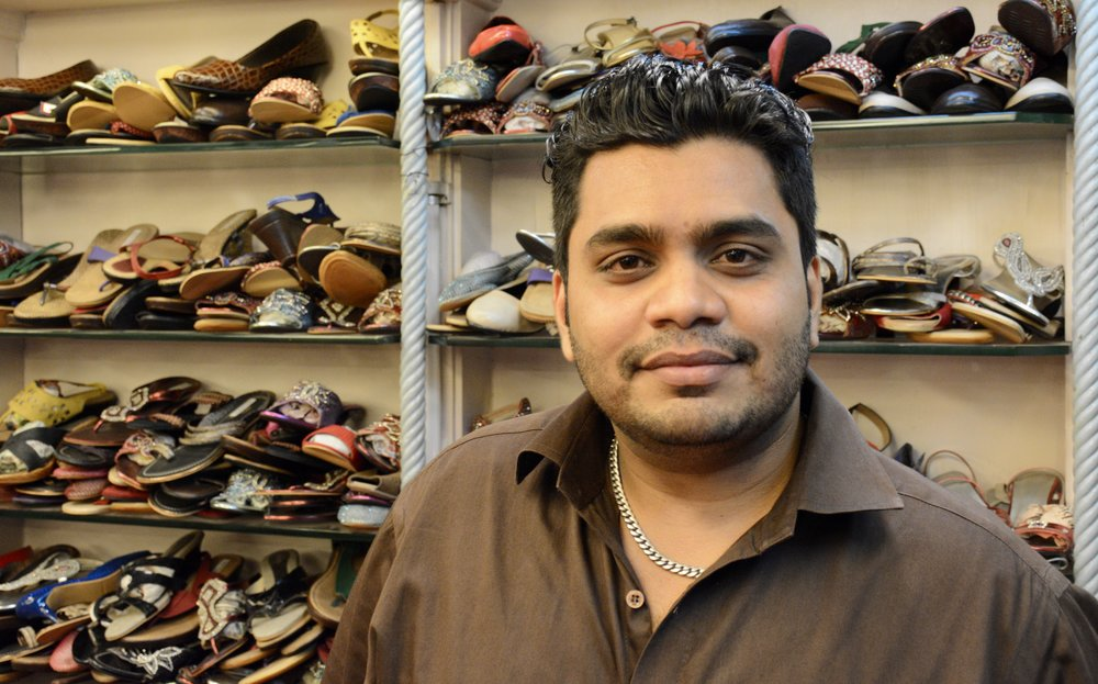 A woman's shoe store owner that the group spoke to had little hope that his business would recover after witnessing a 70% decline in revenues.