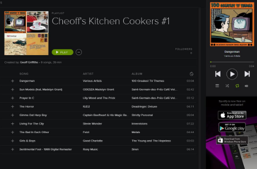 Cheoff's Cooker #1