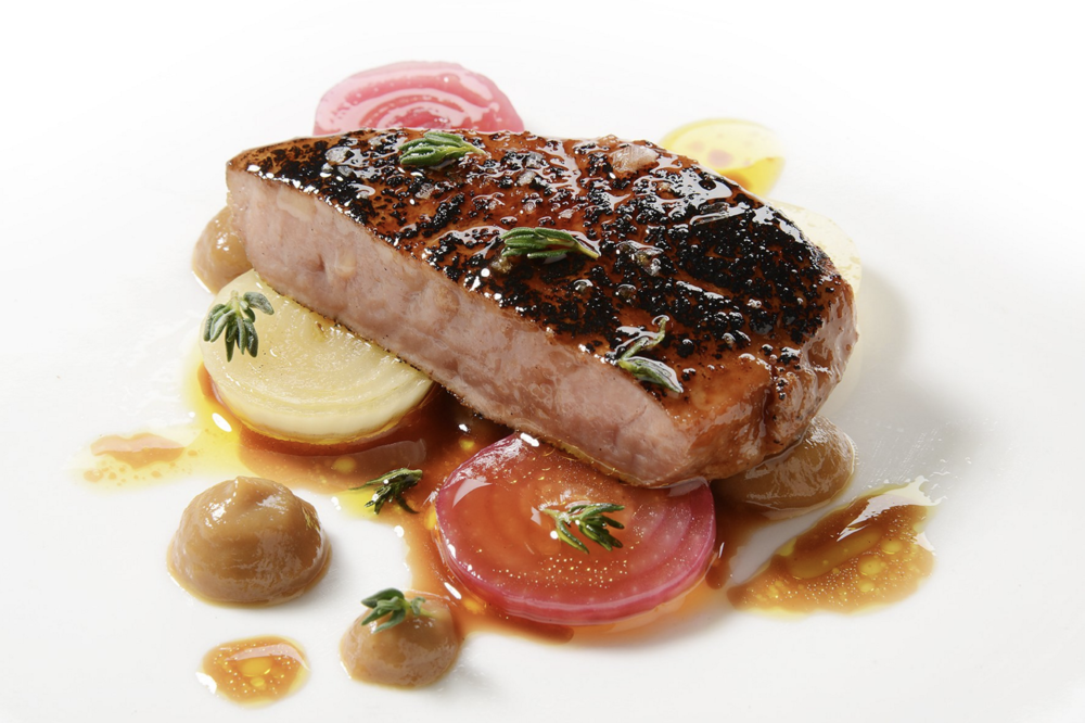 English Veal Liver, Onions & Thyme