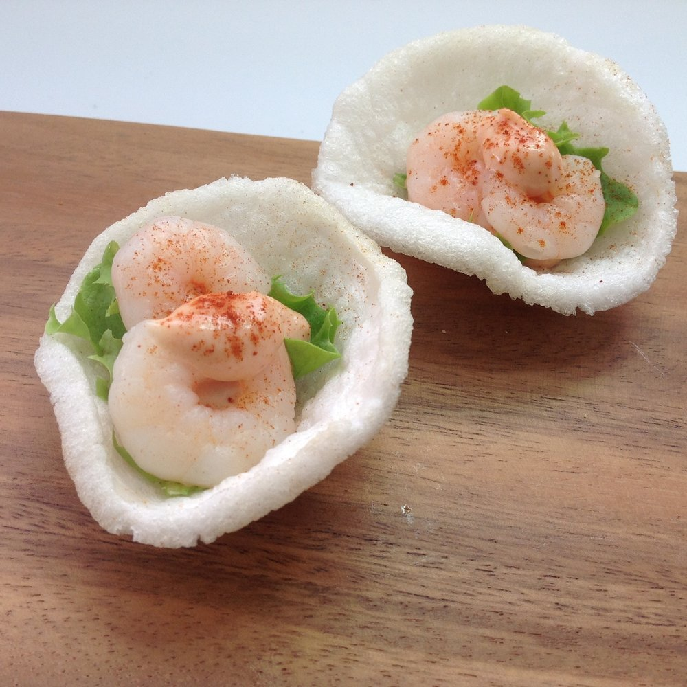 Prawn Cocktail Cracker
