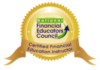 National Financial Educators Council Certified Financial Education Instructor