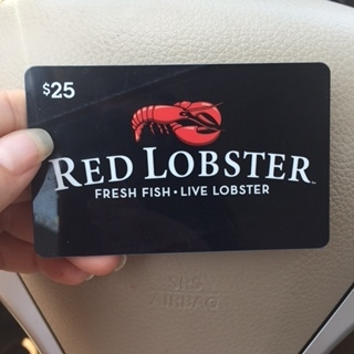 last christmas my second younger sister got me a gift card to red lobster and it has been burning a hole in my pocket ever since i dont know about you - Red Lobster Open On Christmas