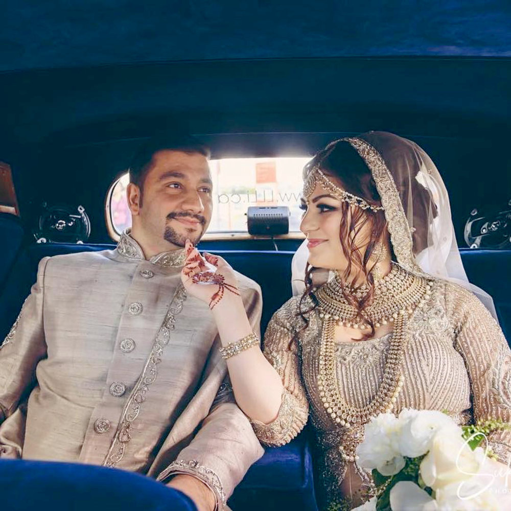 Nashbhah looking beautiful and stunning at her Shadi. Makeup & Hair Kiran Purewal Assited by Baljit P., Photography: @sukhjanda.photography, Outfit: @Wellgroomed Jewelery: @parasfashions, & Mehendi: @604mehndi