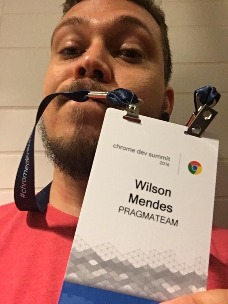 Will Chrome Dev Summit