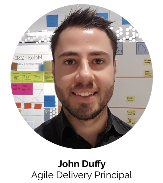 John Duffy   Agile Delivery Coach