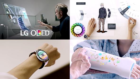 LG OLED - Future Vision