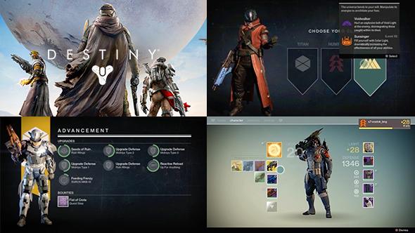 Destiny UI