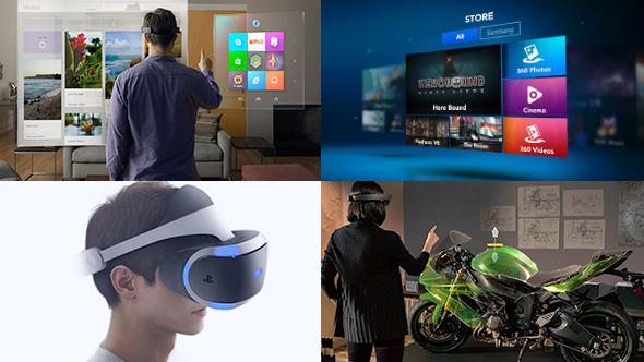 Showcase 6 - VR