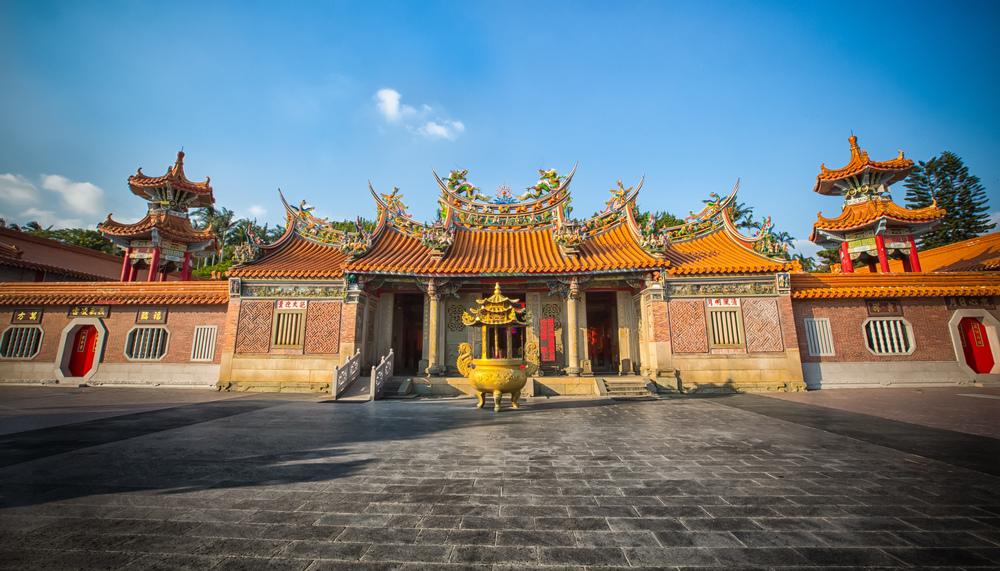 - Hsinpu's Yimin Temple (義民廟)