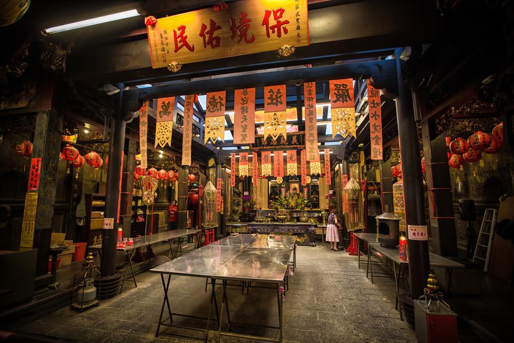Ciyou Temple (慈祐宮)