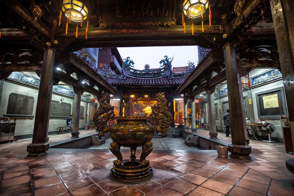 Guangfu Temple (廣福廟)