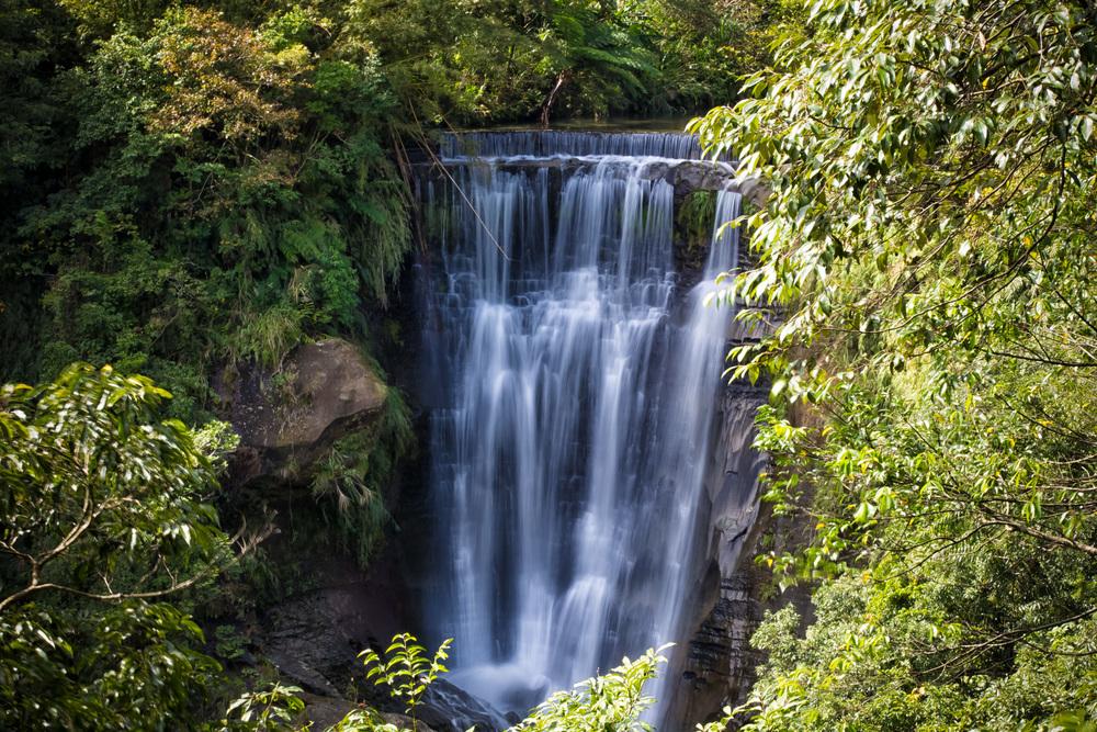 The Hegu Falls (合谷瀑布)