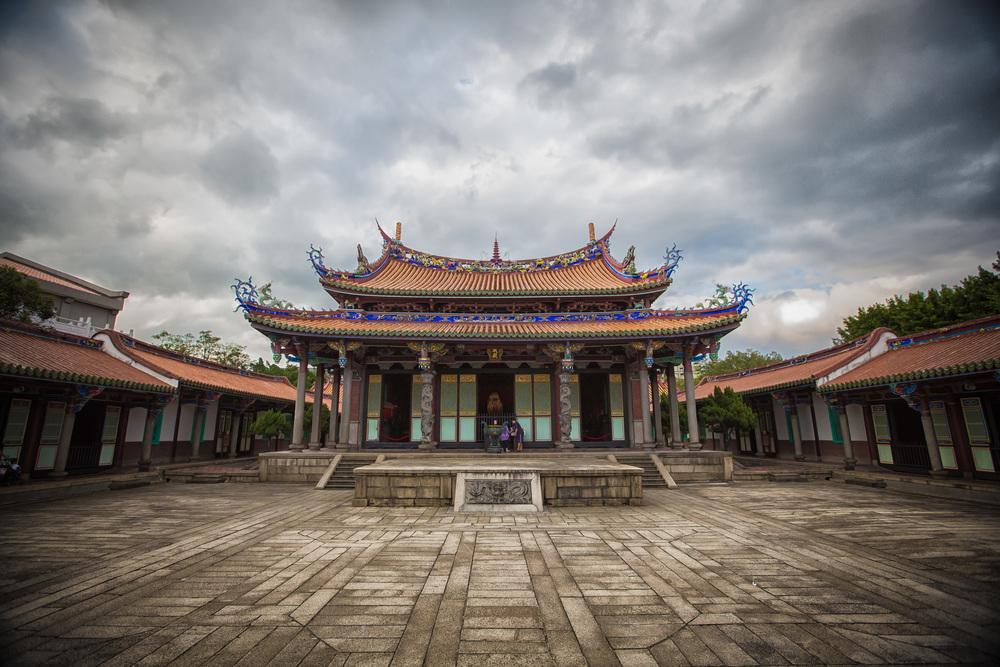 - Taipei Confucius Temple (台北孔廟)