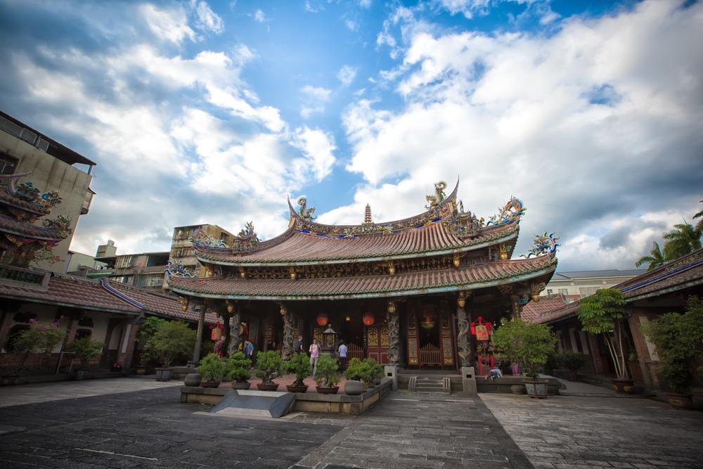 - Bao-An Temple (保安宮)