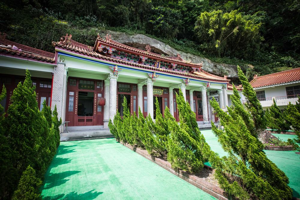 Kai Shan Temple (開善寺)
