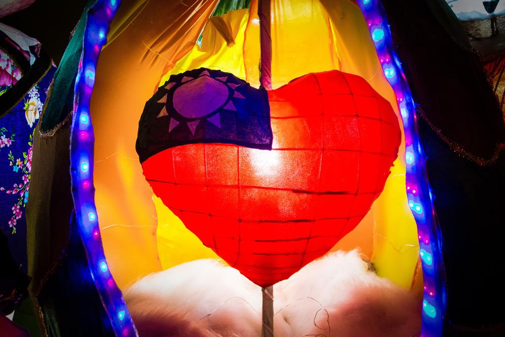 Happy Lantern Festival Taiwan!