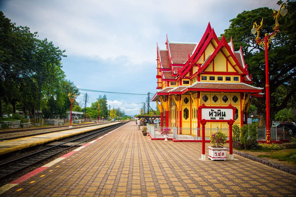 Hua Hin's Historic Railway Station