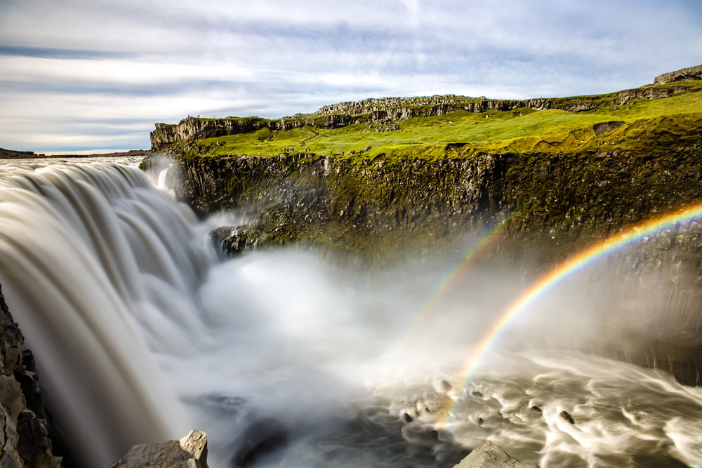 Iceland's Dettifoss