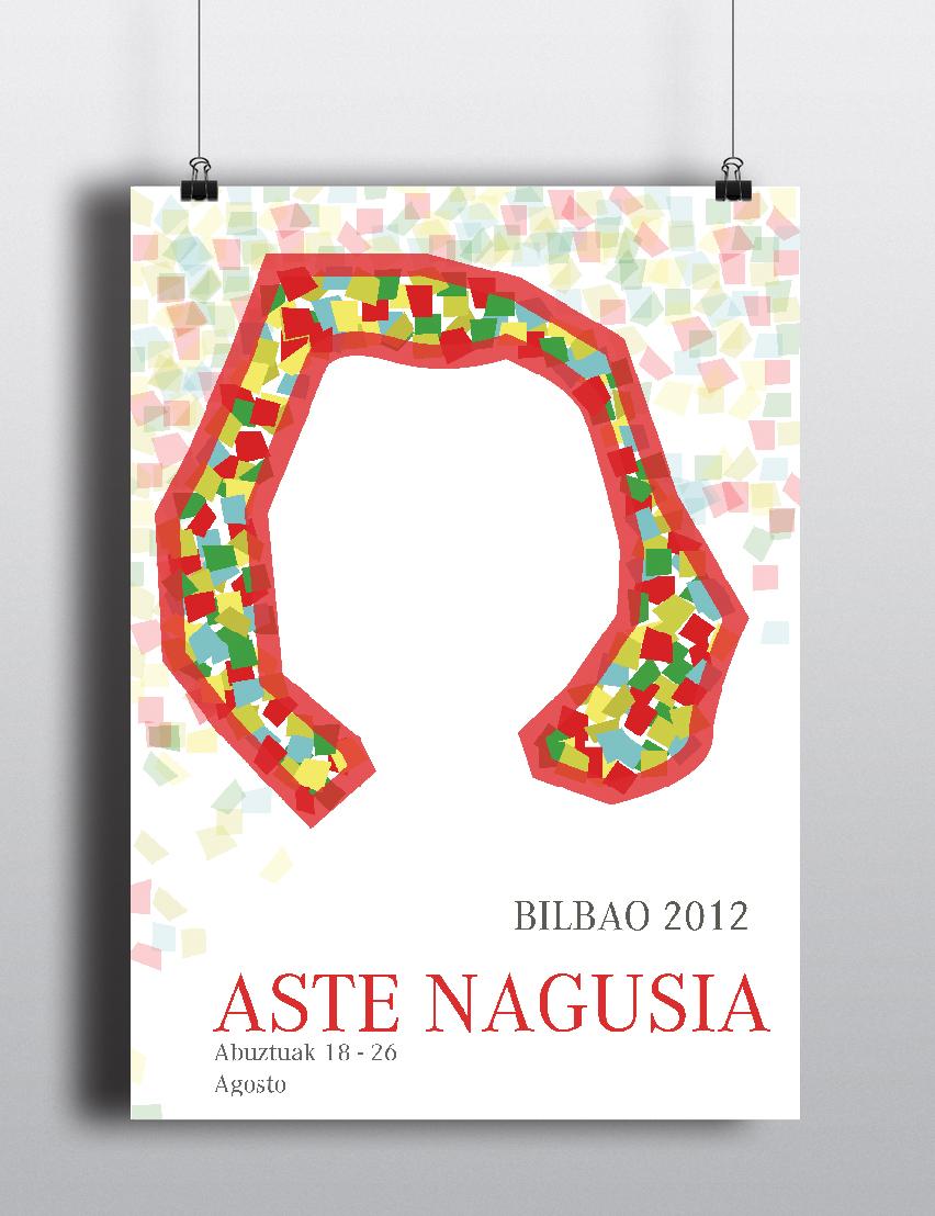 Cartel: Aste Nagusia 2012