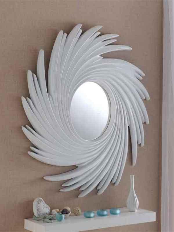 Art 295 White/Silver                  39'' X 39''